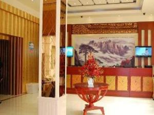 GreenTree Inn Shandong Jinan Shanda Road Technology Markets Business Hotel