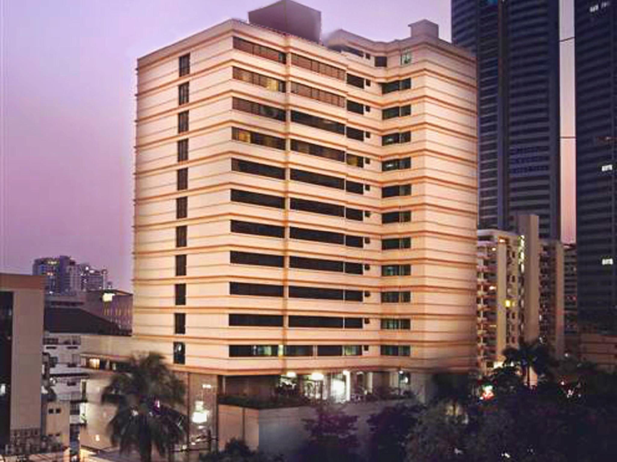 โรงแรมมาร์เวล กรุงเทพ