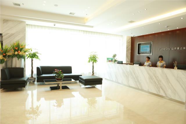 City Comfort Inn Jiujiang Xunyang Road Walking Street