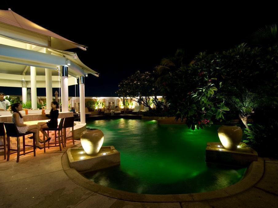 InterContinental Bangkok โรงแรมอินเตอร์คอนติเนนตัล กรุงเทพ