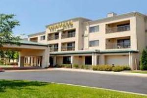 Courtyard By Marriott St Louis Airport/Earth City Hotel