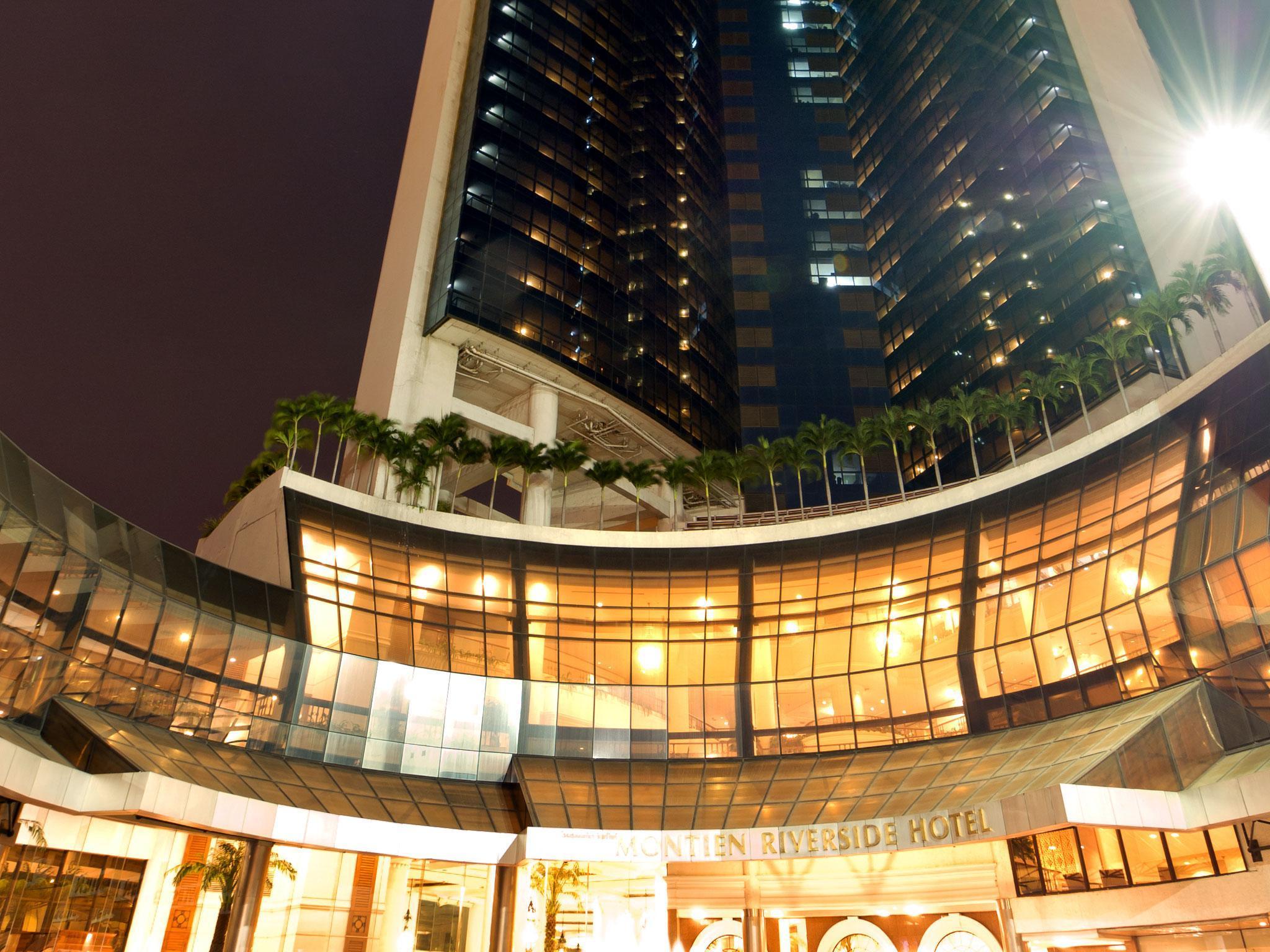 Montien Riverside Hotel โรงแรมมณเฑียร ริเวอร์ไซด์