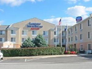 Fairfield Inn & Suites by Marriott Lexington Georgetown/College Inn