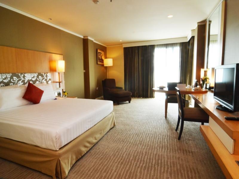Royal Princess Larn Luang Hotel โรงแรมรอยัลปริ๊นเซส หลานหลวง