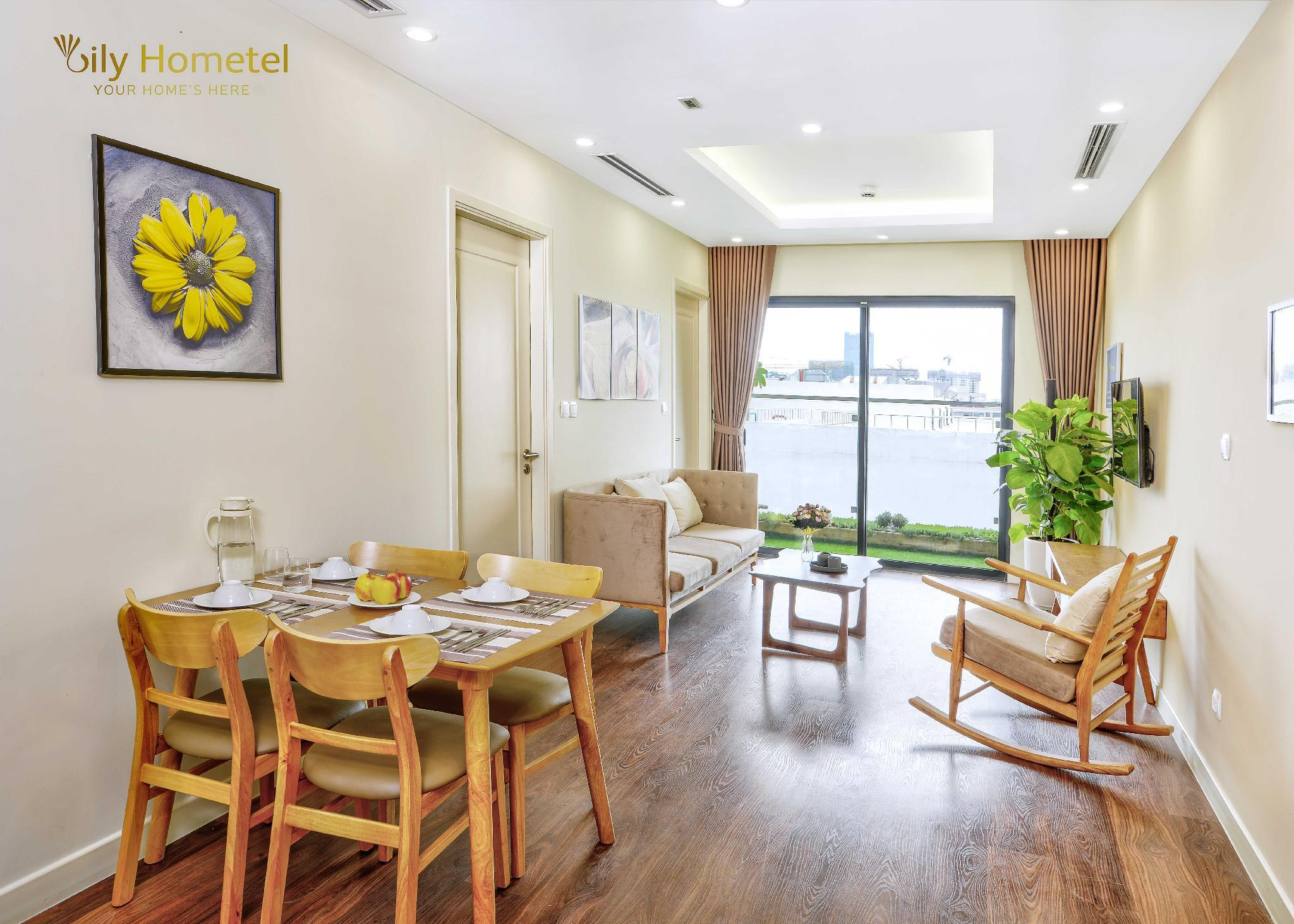 Deluxe 2BR*Imperia Garden*Free Pool Outside