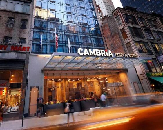 Cambria hotel & suites New York Times Square New York
