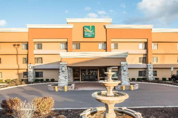 Quality Inn Hoffman Estates - Schaumburg Chicago