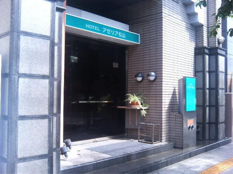 Hotel Azelia Matsuyama