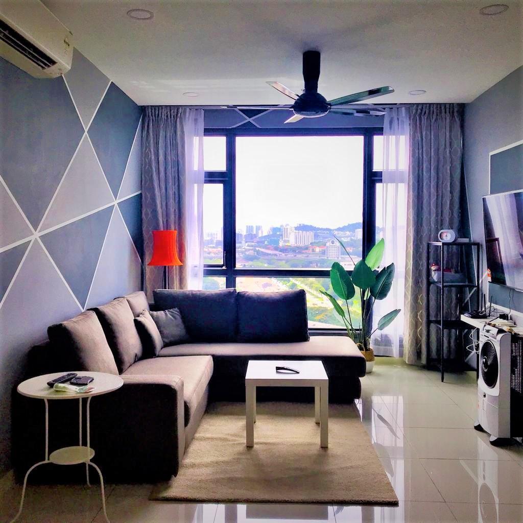 KL City View   New Urban Leisure Semi D Suites