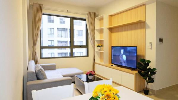 Luxury apartments Master Thao Dien, free pool/gym Ho Chi Minh City