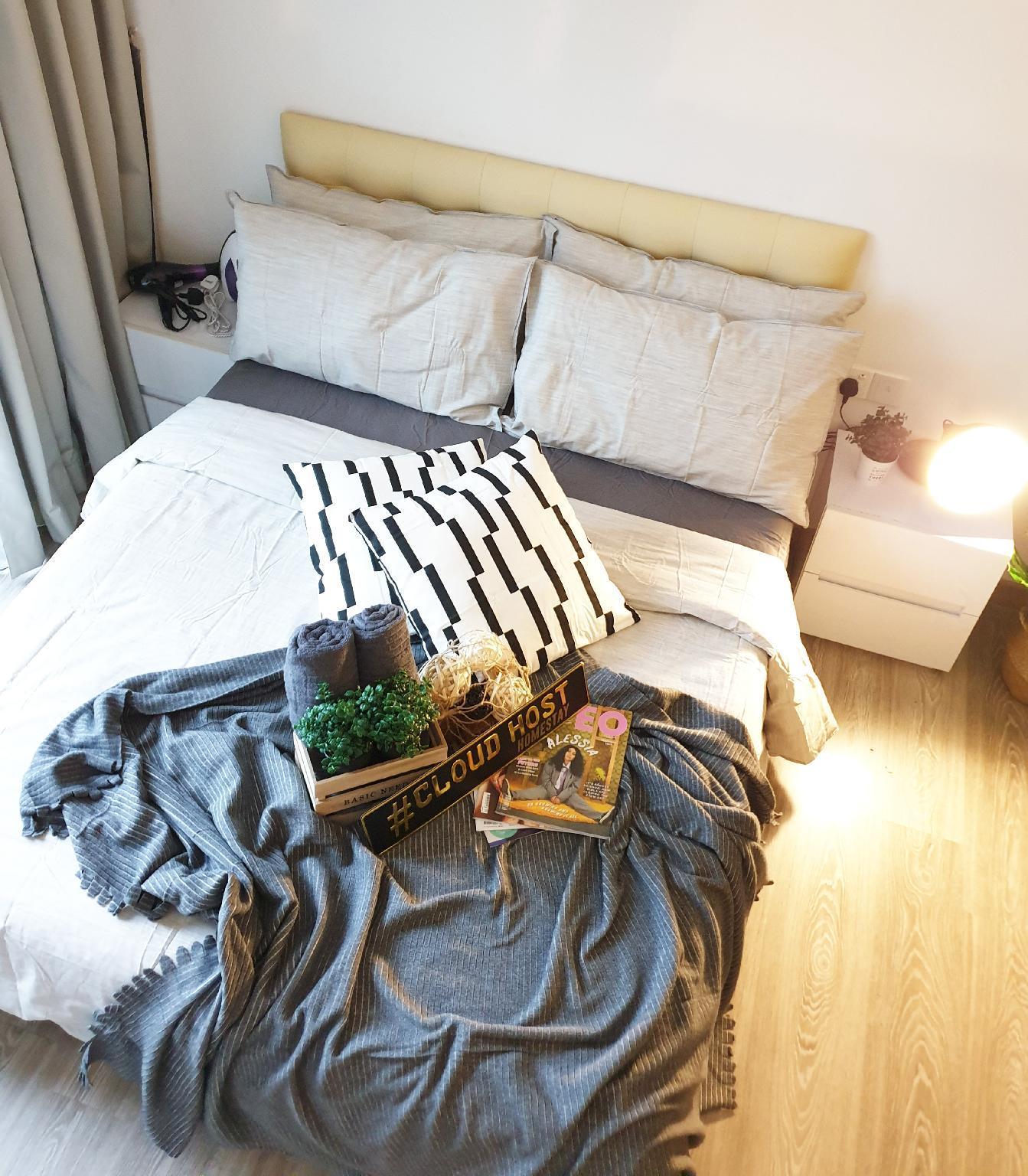 *New*Ramada Suite Near Bukit Bintang Pavilion KLCC