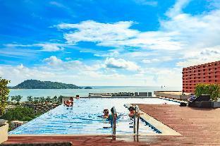 Bright studio in Patong, rooftop pool and gym U508 อพาร์ตเมนต์ 1 ห้องนอน 1 ห้องน้ำส่วนตัว ขนาด 40 ตร.ม. – ป่าตอง