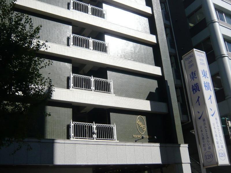 Toyoko Inn Yokohama Minatomiraisen Nihon Odori Ekimae