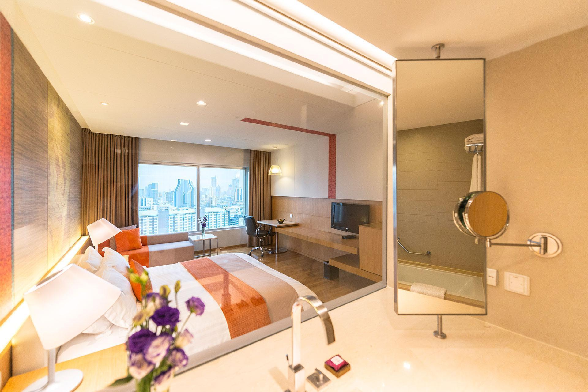 Pathumwan Princess Hotel โรงแรมปทุมวัน ปริ๊นเซส