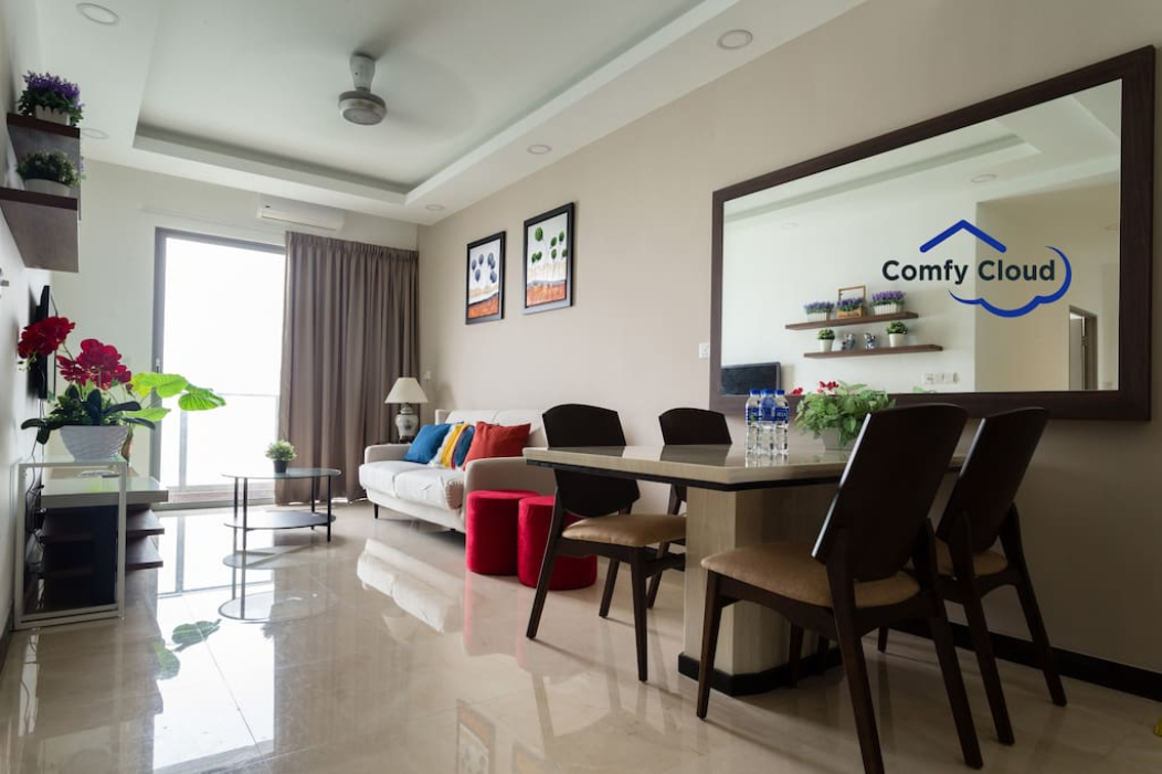 024 SILVERSCAPE 2Bedrooms With HOT Sea View Unit