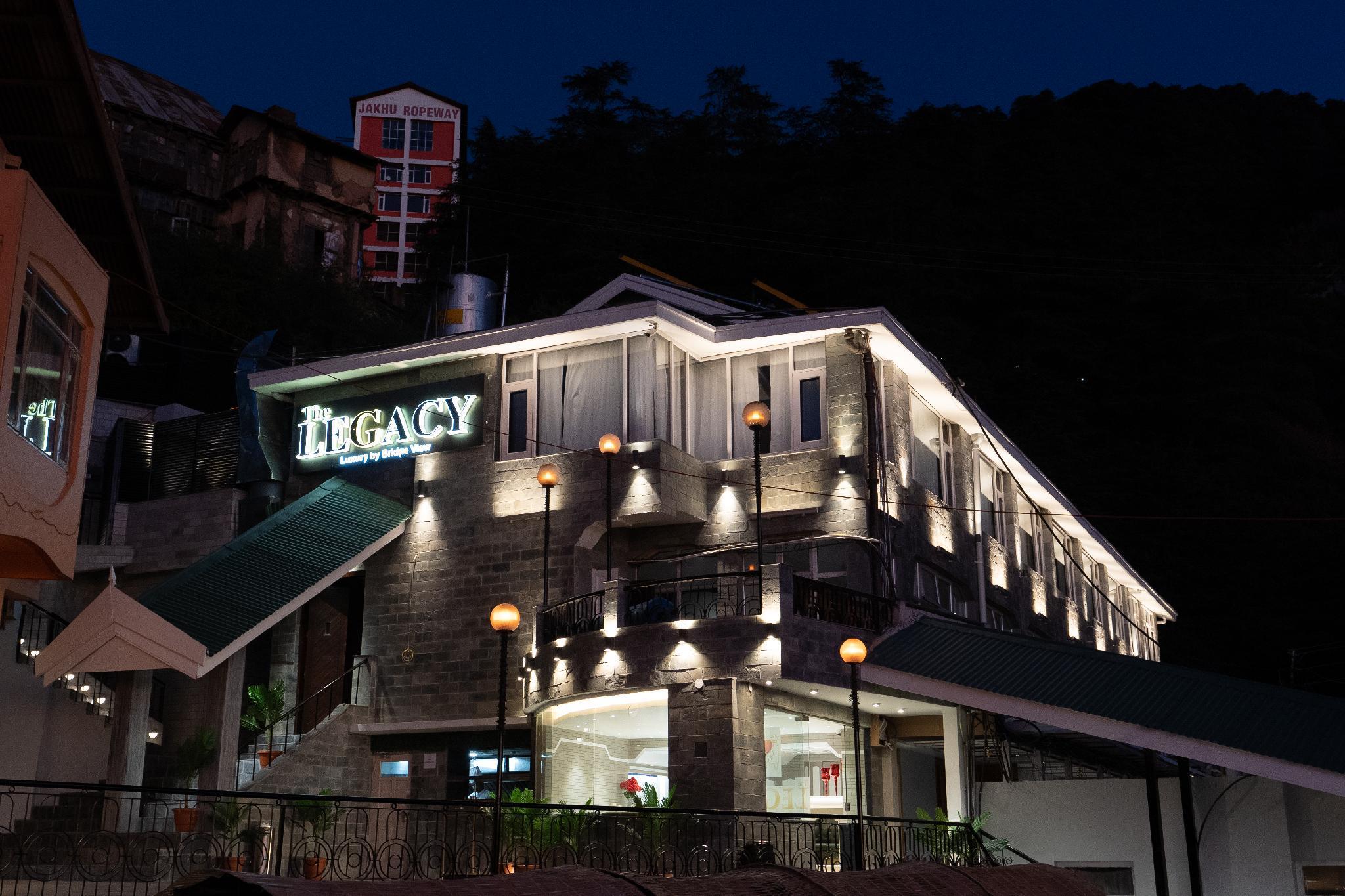 HOTEL THE LEGACY SHIMLA