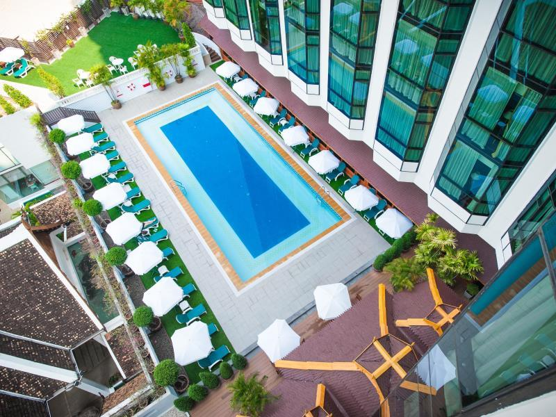 [CR] โรงแรมเอ็มเพรส (Empress Hotel) รีวิว Pantip