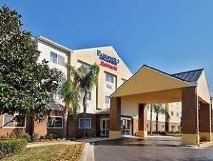 坦帕北费尔菲尔德套房酒店 (Fairfield Inn And Suites By Marriott Tampa North Hotel)