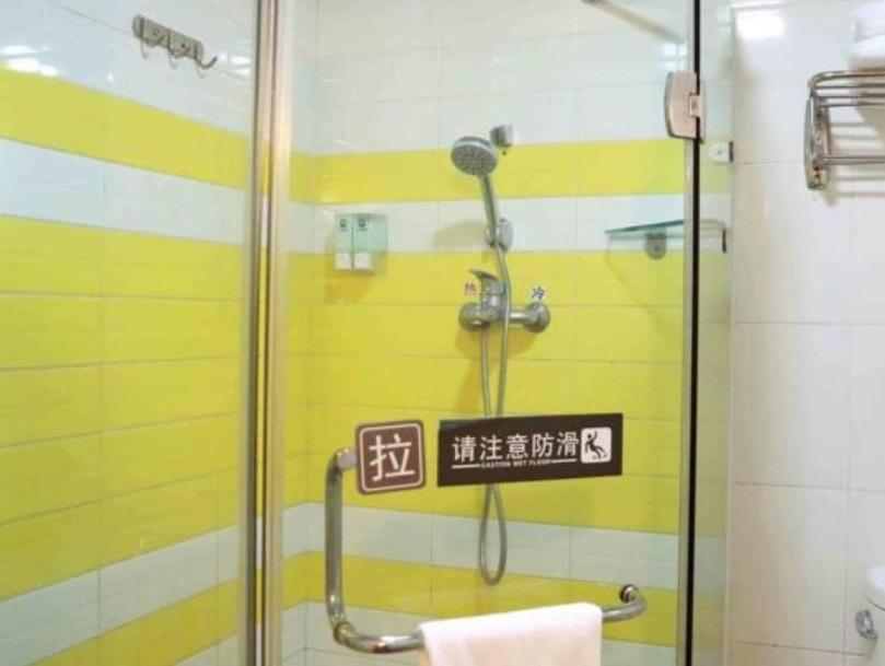 7 Days Inn Chengdu North Railway Station West Square Branch