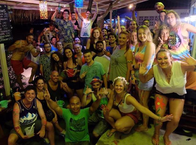 สมายล์ โฮสเทล เกาะพงัน – Smile Hostel Koh Phangan