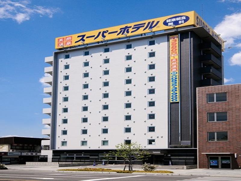 Super Hotel Hofu Ekimae