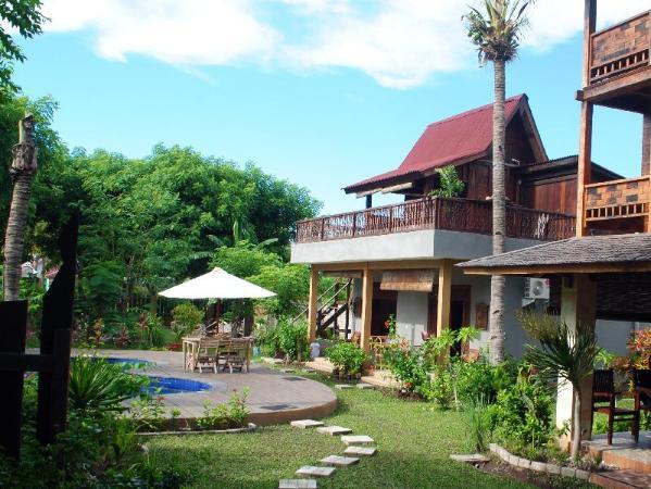 Villa Rumah Kayu - Gili Trawangan Lombok