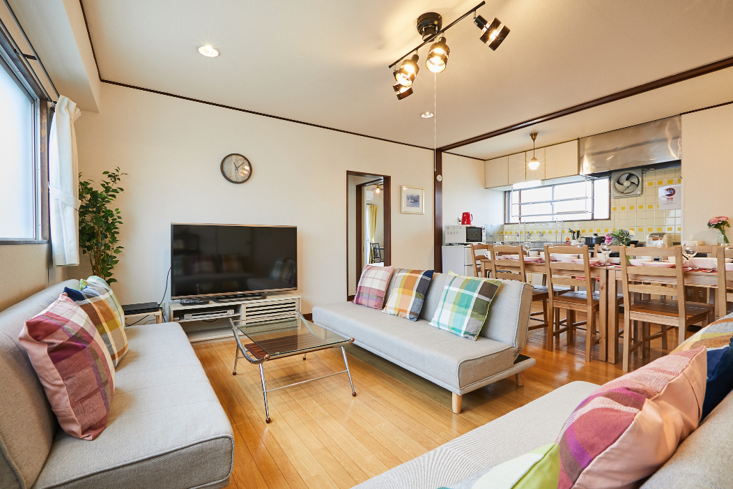 NEW OPEN   Skytree View  3BR