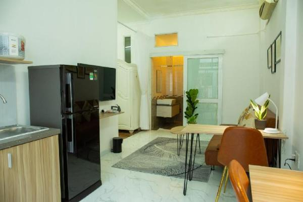 [City Center]-Garden View+Quiet Place-Apartment 1 Ho Chi Minh City