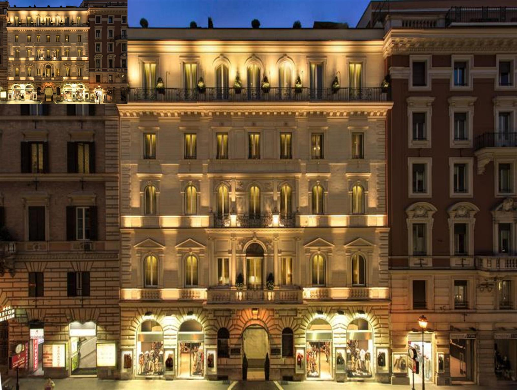 Artemide Hotel - Termini Central Station, Rome, Italy ...
