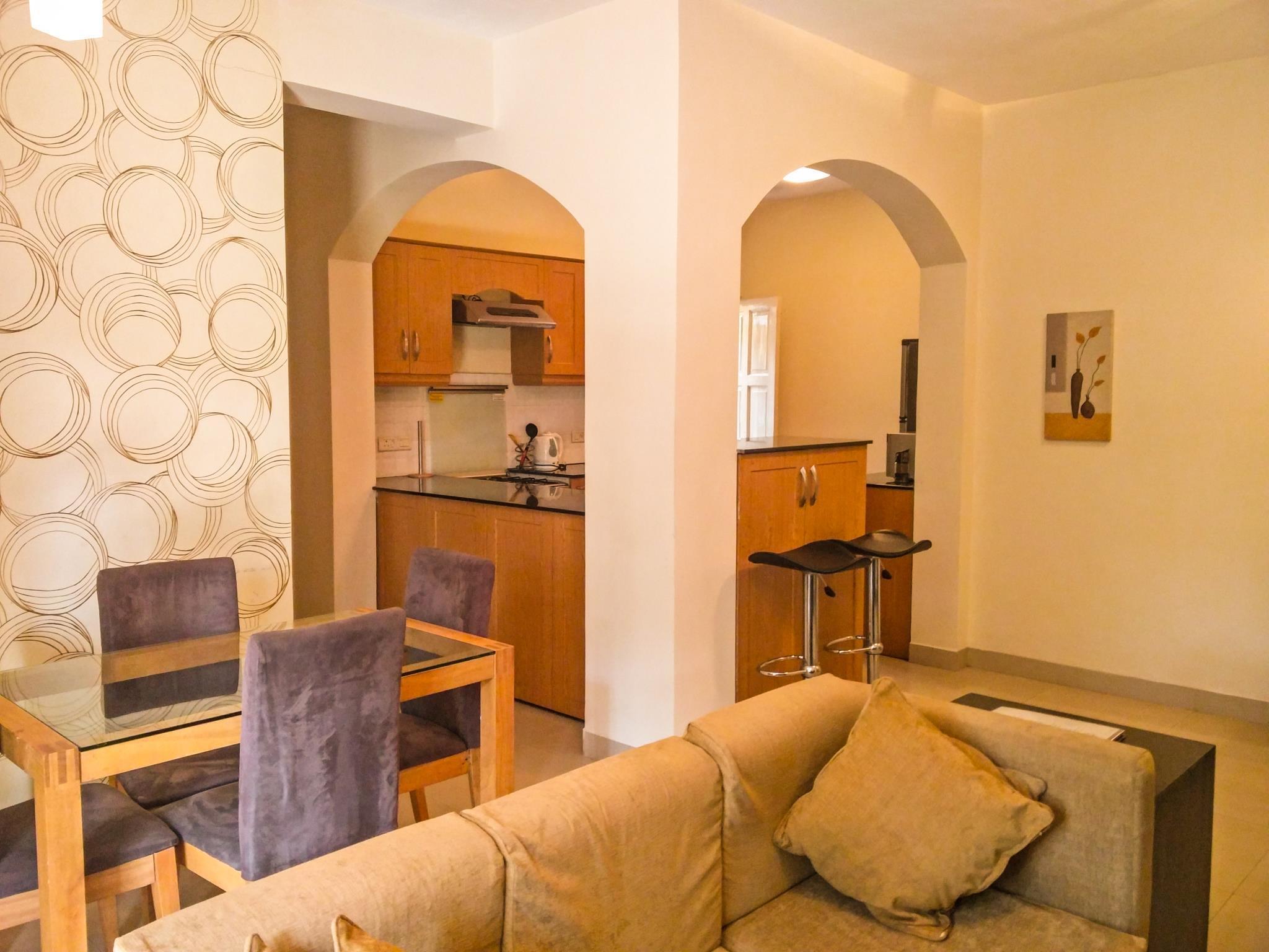 Surya Sangolda Apartment