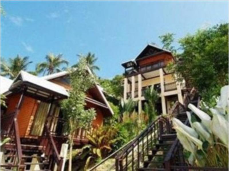 Hotel Murah di Ao Lo Dalam Koh Phi Phi - Mountain View Resort