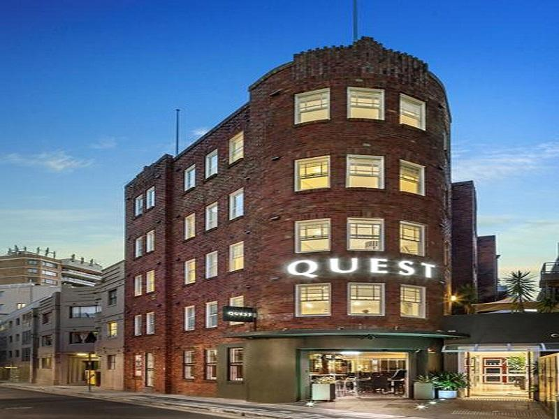 Quest Potts Point Hotel – Hotel Reviews, Picture and Room Prices