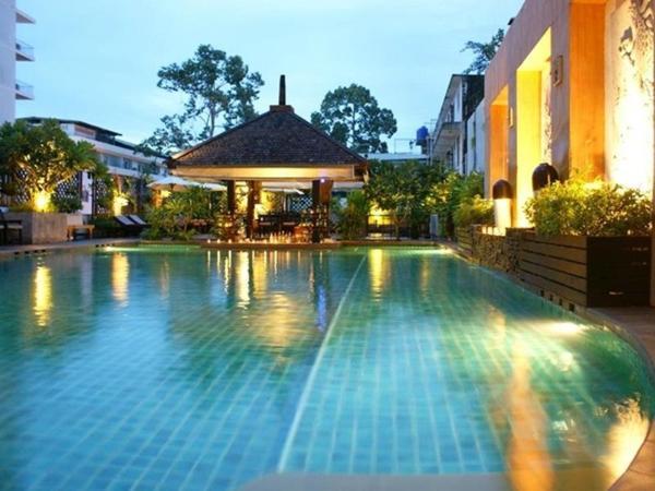Sunbeam Hotel Pattaya Pattaya