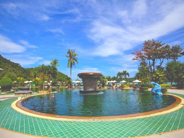 โรงแรมพีพี ไอส์แลนด์ คาบาน่า – Phi Phi Island Cabana Hotel