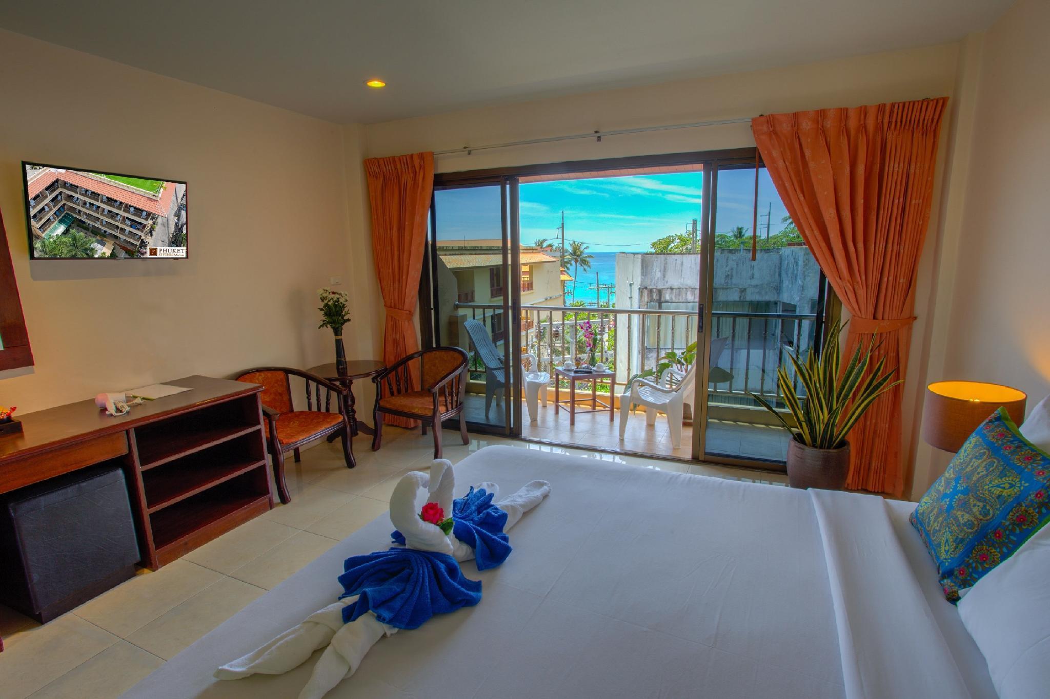 Phuket Seven Seas Hotel โรงแรมภูเก็ต เซเวน ซีส์