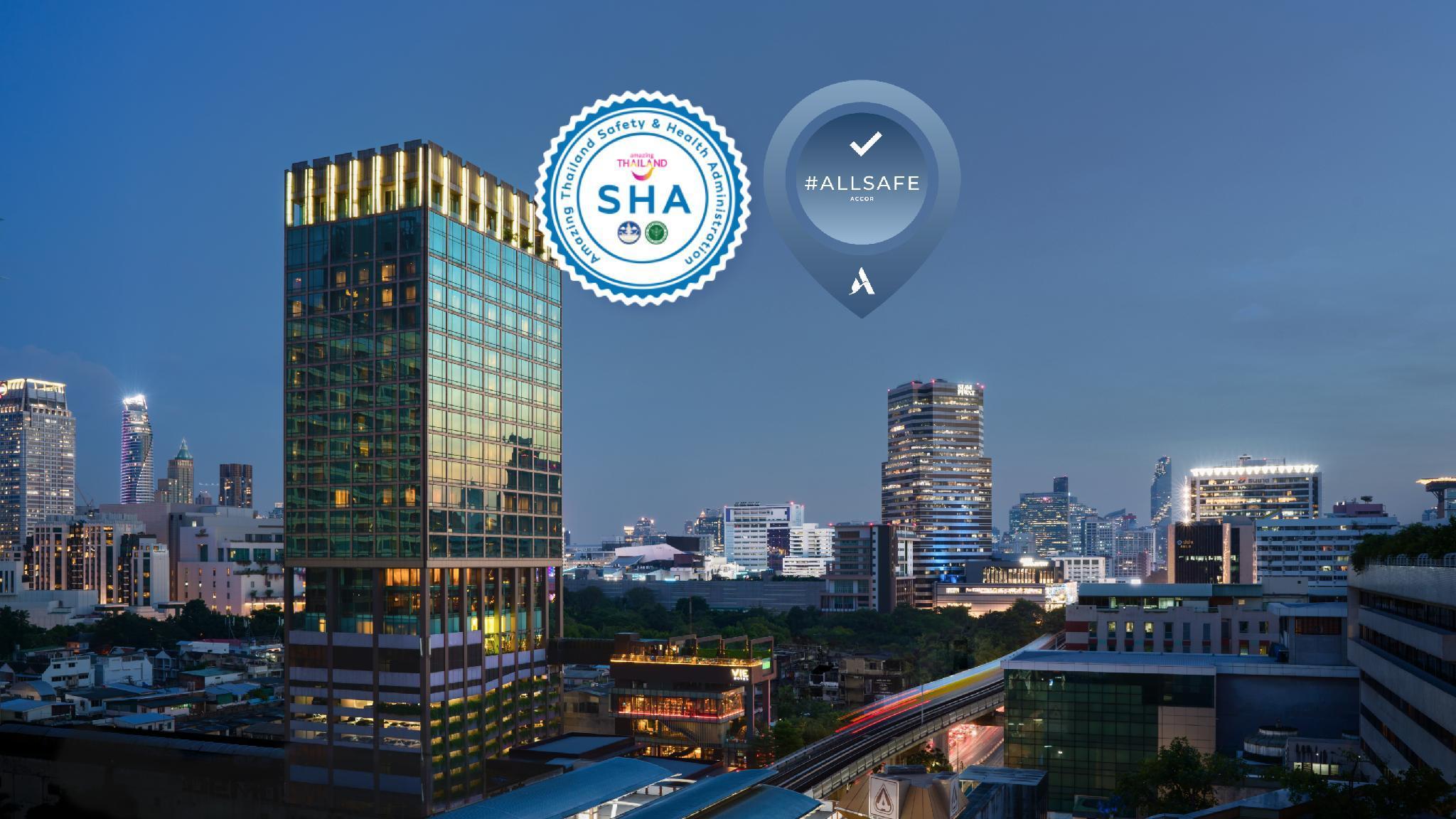VIE Hotel Bangkok - MGallery (SHA Certified)