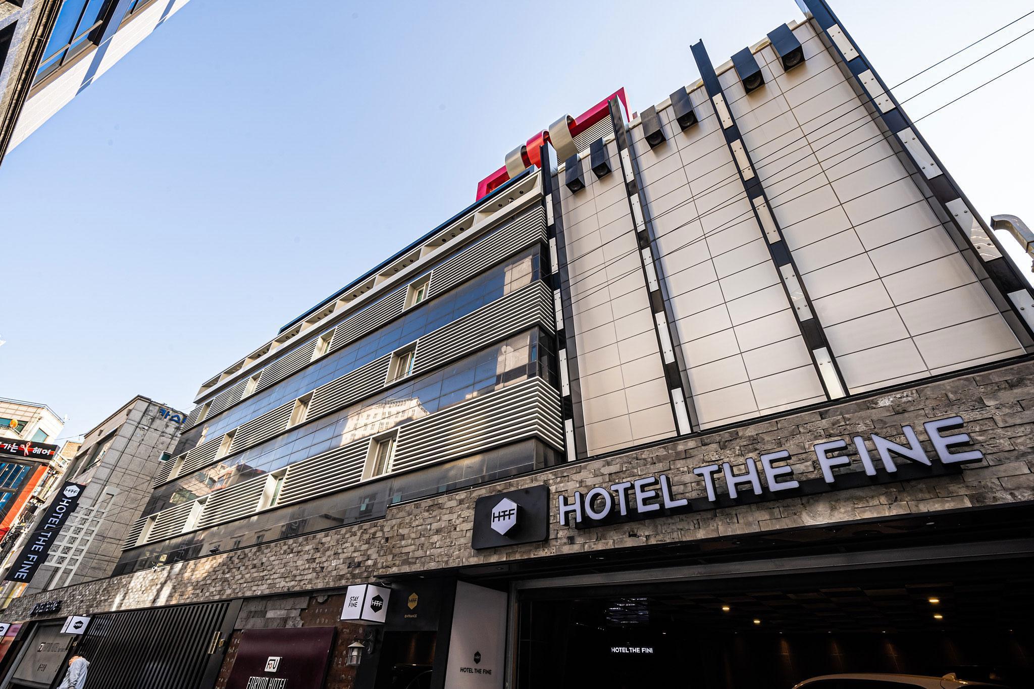 Uijeongbu Hotel The Fine
