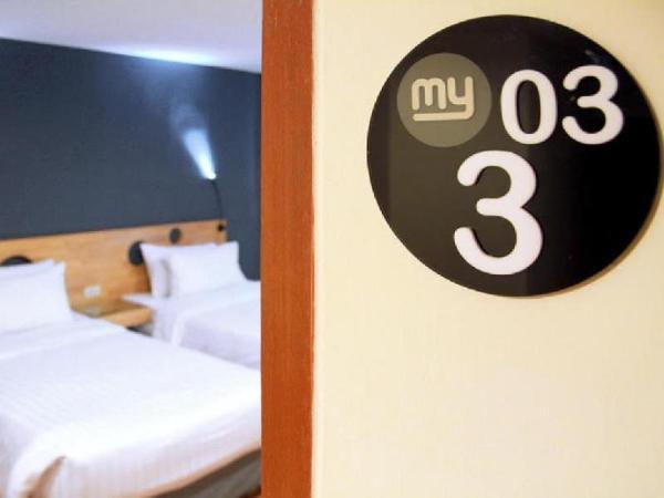 Mybed Sathorn Hotel Bangkok