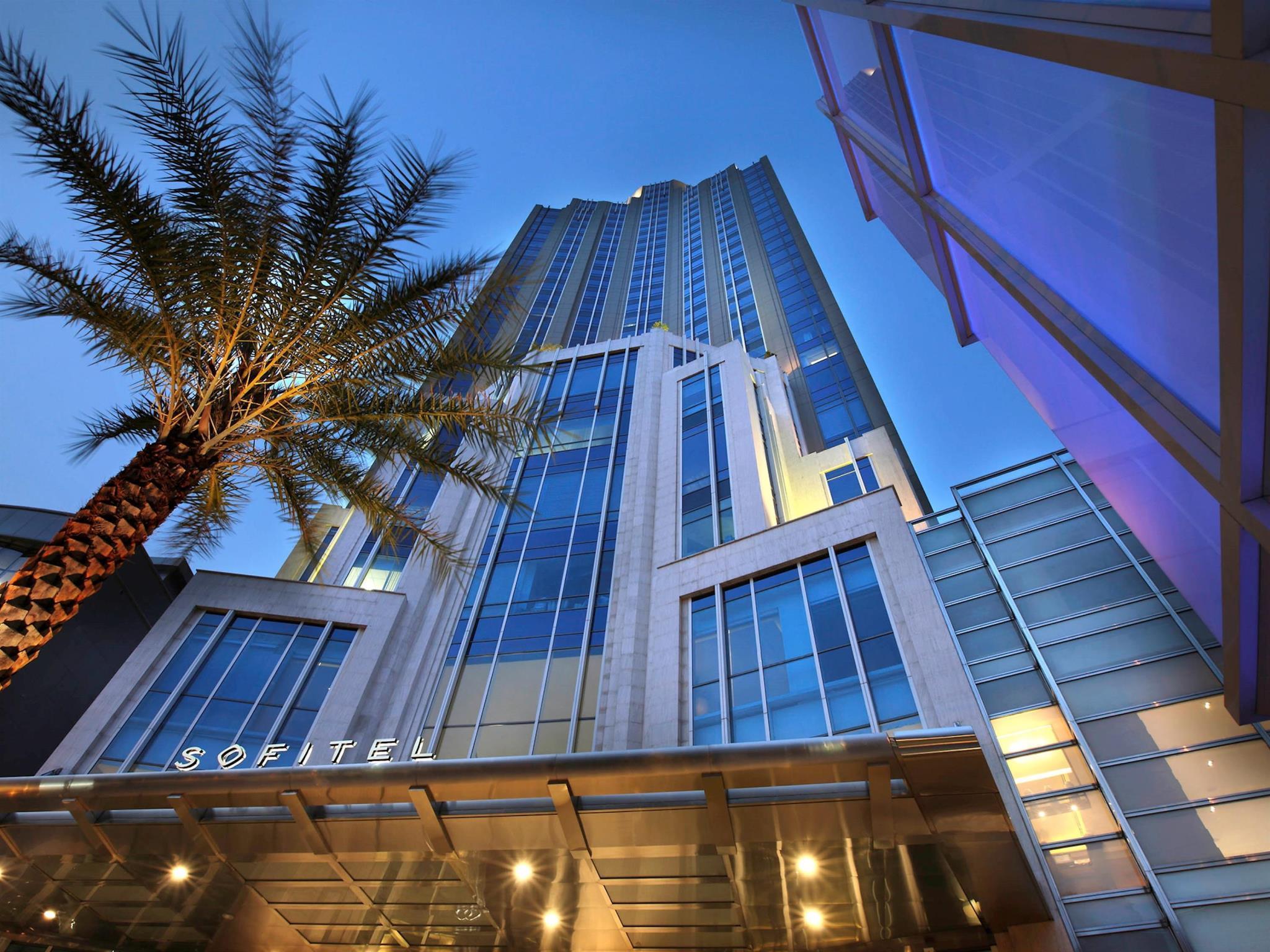 Sofitel Bangkok Sukhumvit Hotel - Bangkok