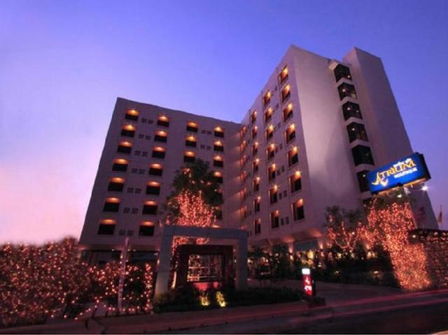 เอเทรียม บูติค รีสอร์ท – Atrium Boutique Resort