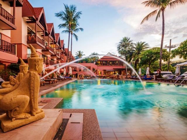 โรงแรมซีวีว ป่าตอง – Seaview Patong Hotel
