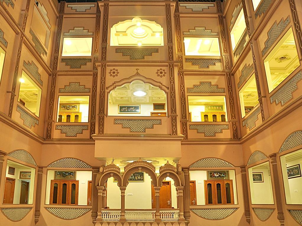 Hotel Bharat Palace Reviews