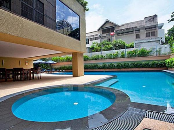 Sala Daeng Designer Suite Room 606 Bangkok