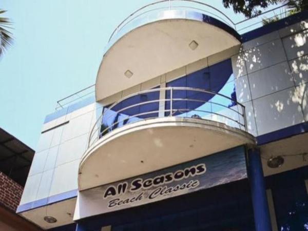All Seasons Beach Classic Hotel Goa