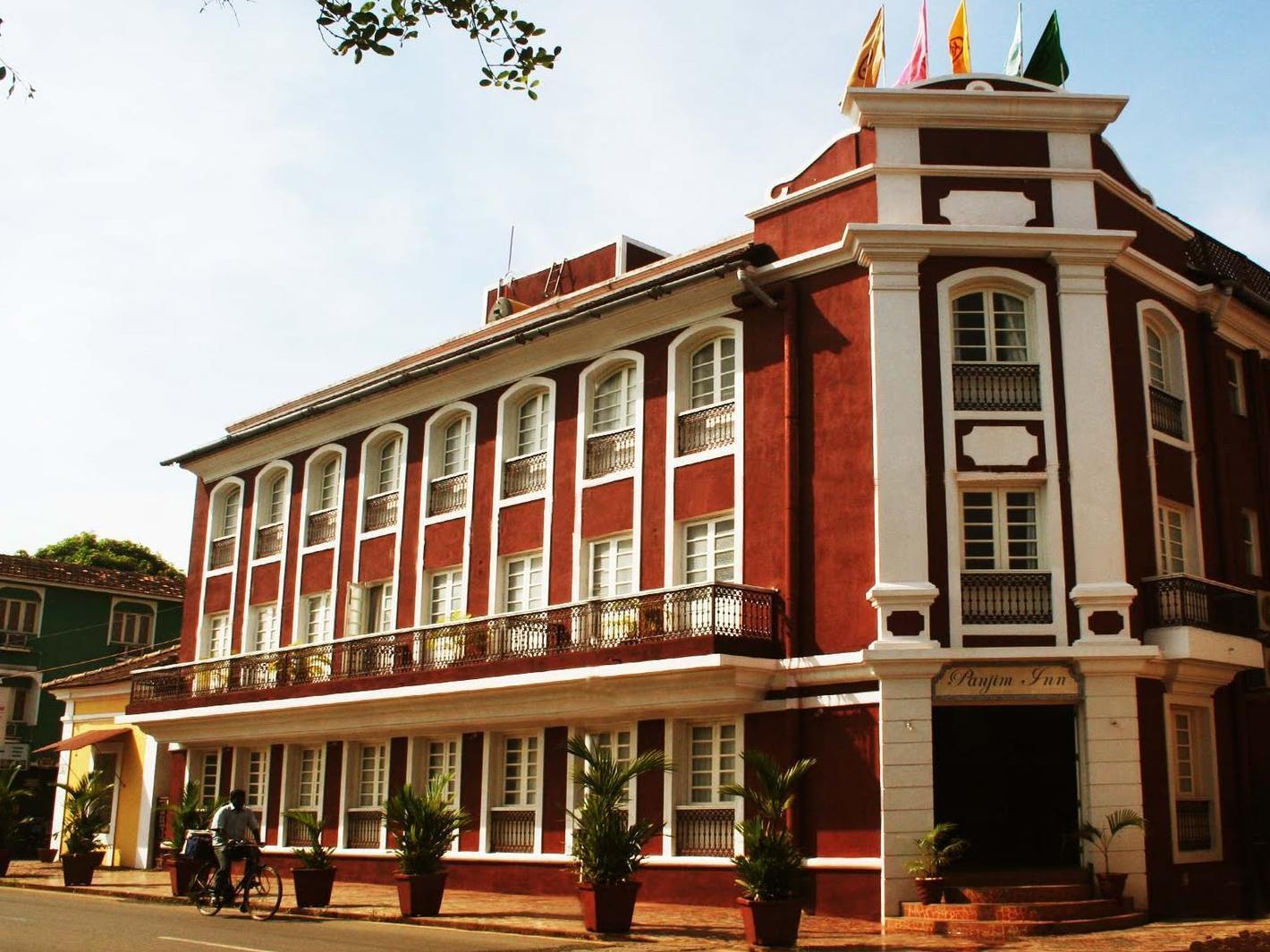 WelcomHeritage Panjim Inn Hotel