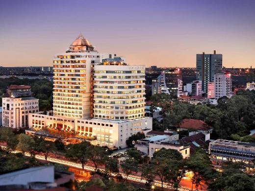 Sofitel Saigon Plaza Hotel