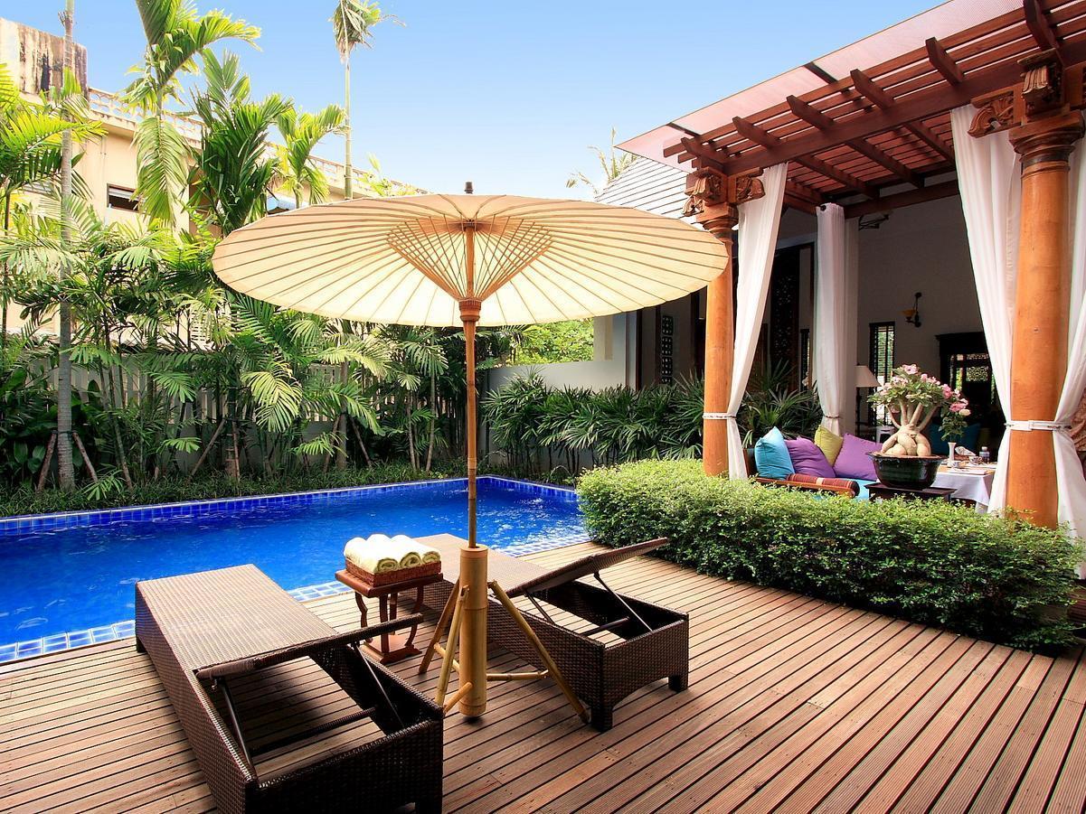 Baan Klang Wiang Hotel โรงแรมบ้านกลางเวียง