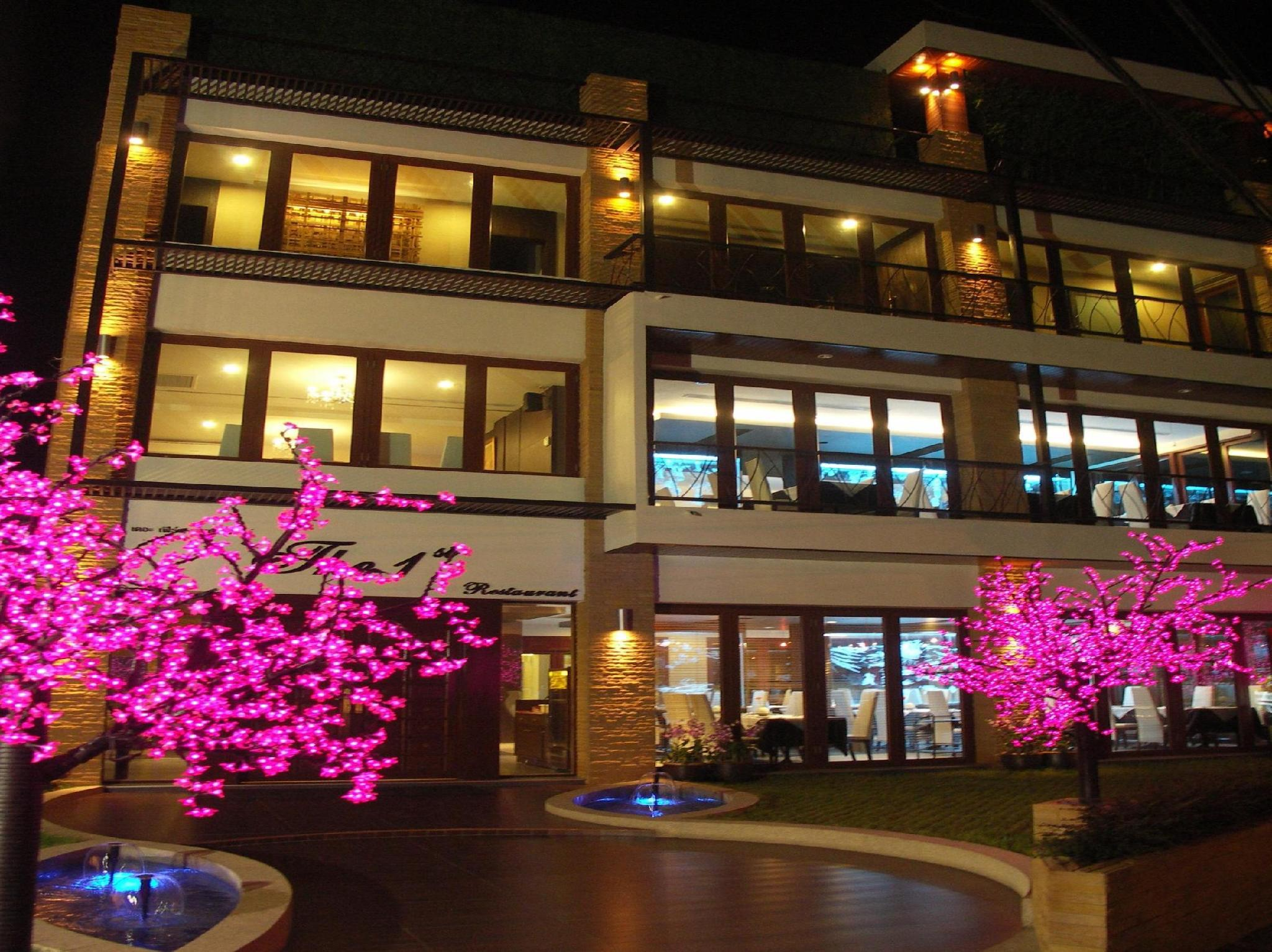 The Residence Airport & Spa Hotel โรงแรม เดอะ เรสซิเดนซ์ แอร์พอร์ต แอนด์ สปา