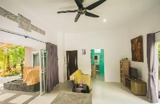 [クロンムアン]一軒家(110m2)| 2ベッドルーム/3バスルーム Private Pool/Piscine Family Villa 2BR,2 Full Baths