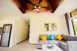 [ハッドヤオ]ヴィラ(115m2)| 2ベッドルーム/2バスルーム Stylish new 2 bedroom beachside pool villa